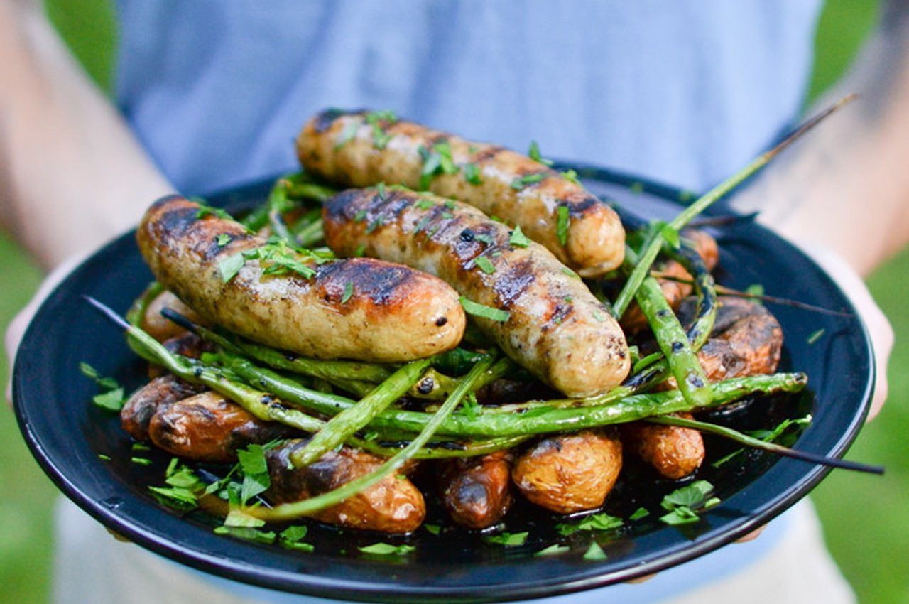 Summer_No-Cook-Recipes_Grilled-Sausage