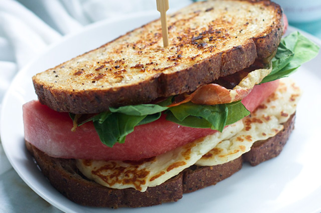 Summer_No-Cook-Recipes_Grilled-Watermelon-Panini