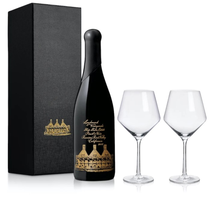 Hop Kiln Estate Reserve Gift Set with Glasses
