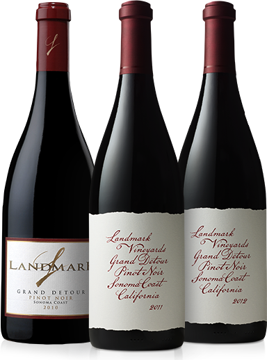 Grand Detour Pinot Noir Library Release