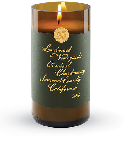 Landmark Candle - Lemon
