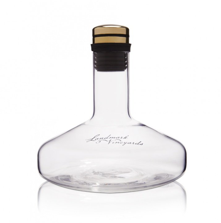 Landmark Double Decanter